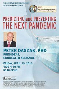 Peter Daszak Poster